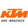 logo ktm bike industries